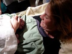 איך להתמוד עם הכאב במשך הלידה